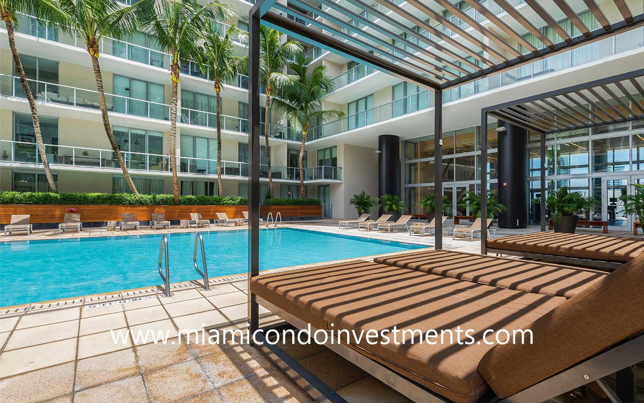 2 Midtown swimming pool