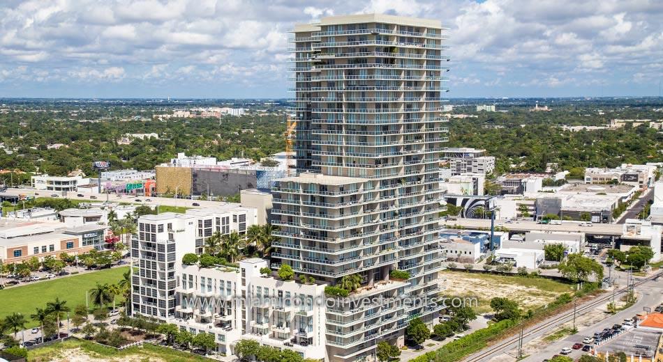 2 Midtown Miami condominiums