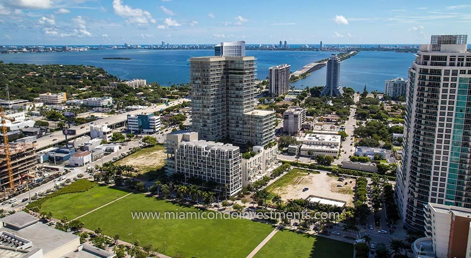 2 Midtown condos in Miami