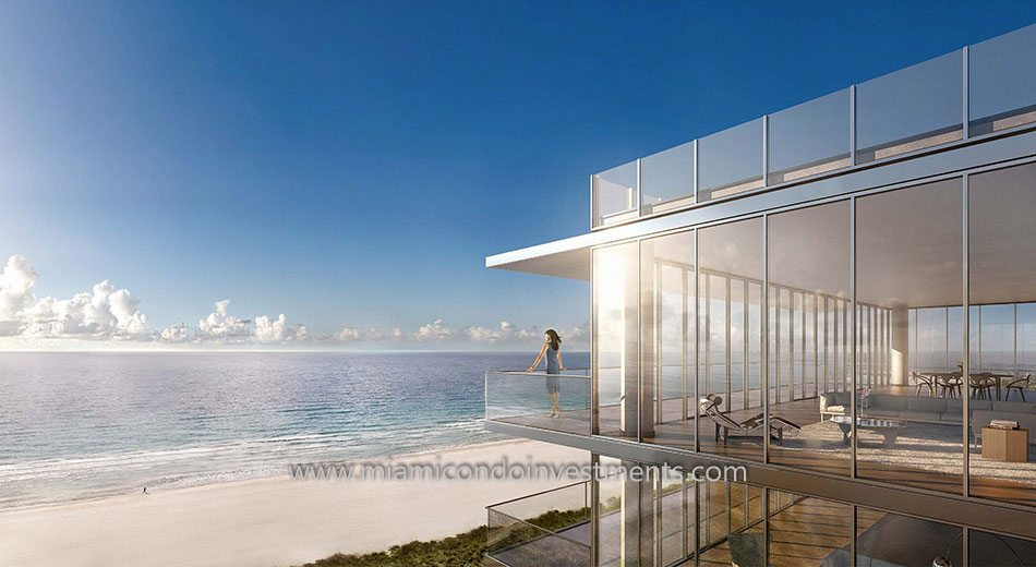 321 Ocean condos in South Beach
