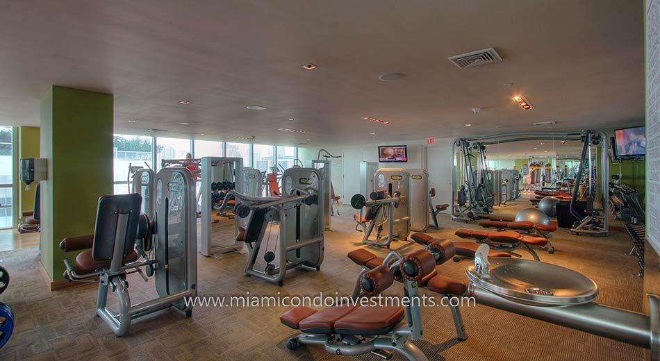 900 Biscayne Bay fitness center