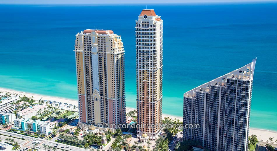 views from Acqualina Sunny Isles Beach