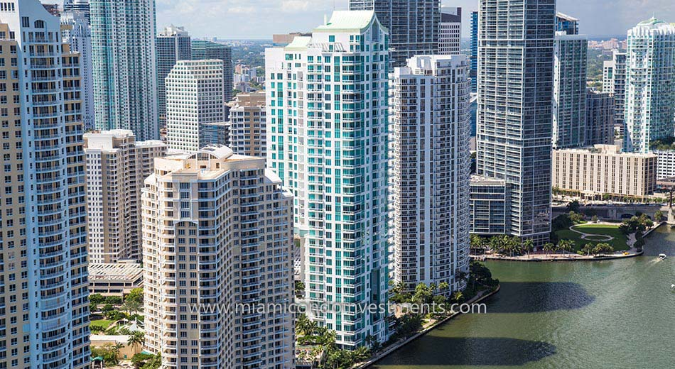 Asia Brickell Key condominiums