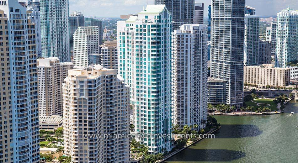 Asia Brickell Key condominiums