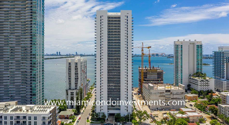 views from Bay House condominium