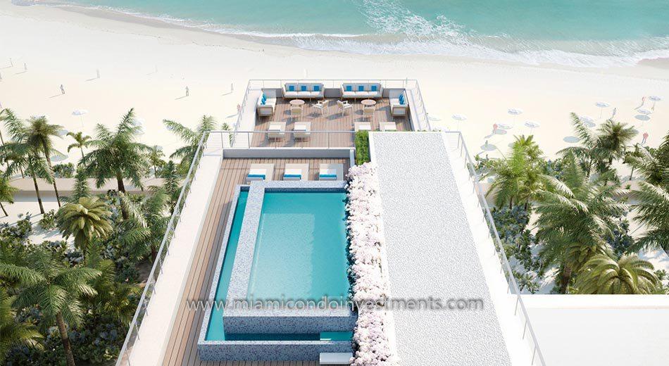 Beach House 8 swimming pool