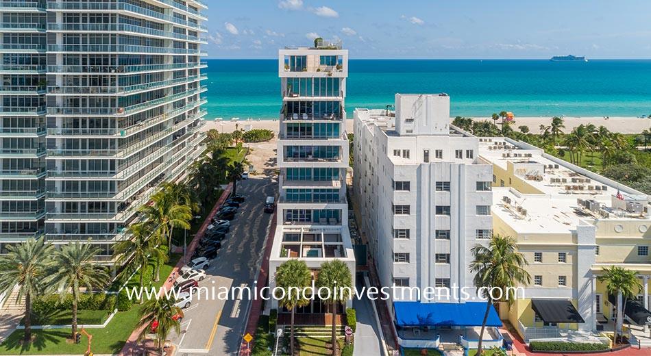 Beach House 8 apartments