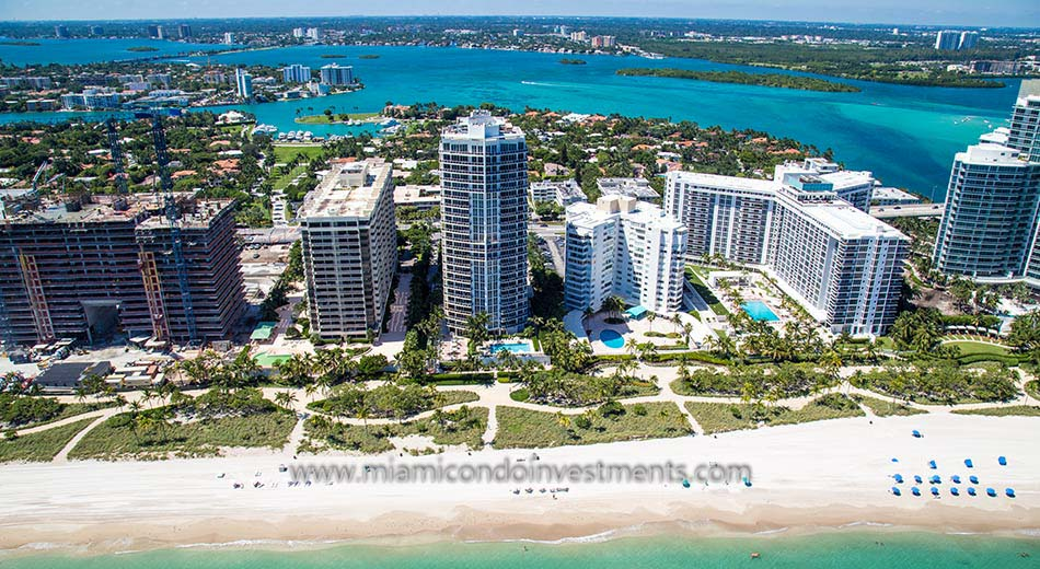 Bellini condos in Bal Harbour Florida