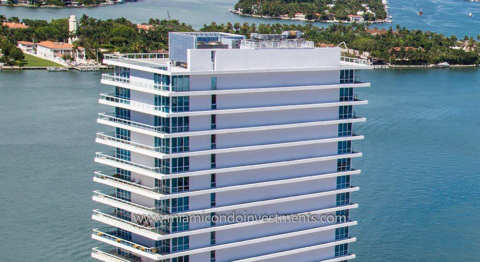 Bentley Bay North tower condos