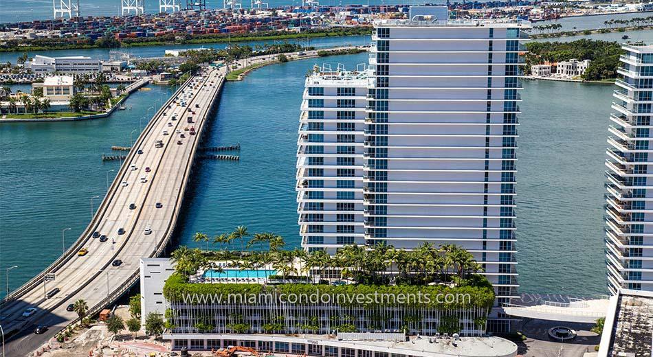 Bentley Bay south tower condos