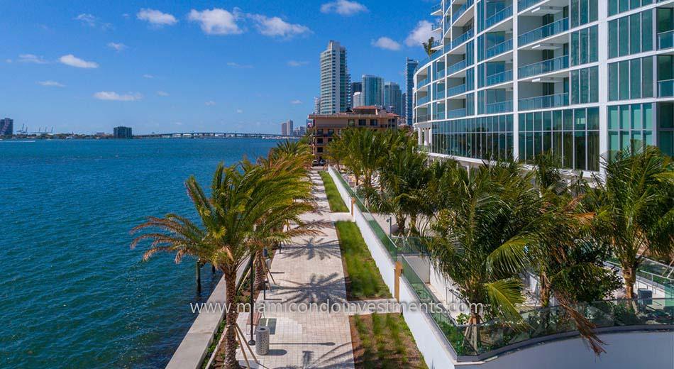 Baywalk at Biscayne Beach condominiums