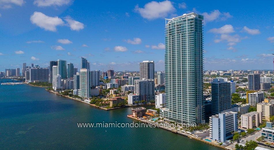 Biscayne Beach condominiums in Miami