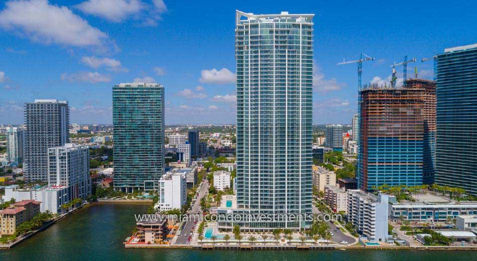 Biscayne Beach Miami condos
