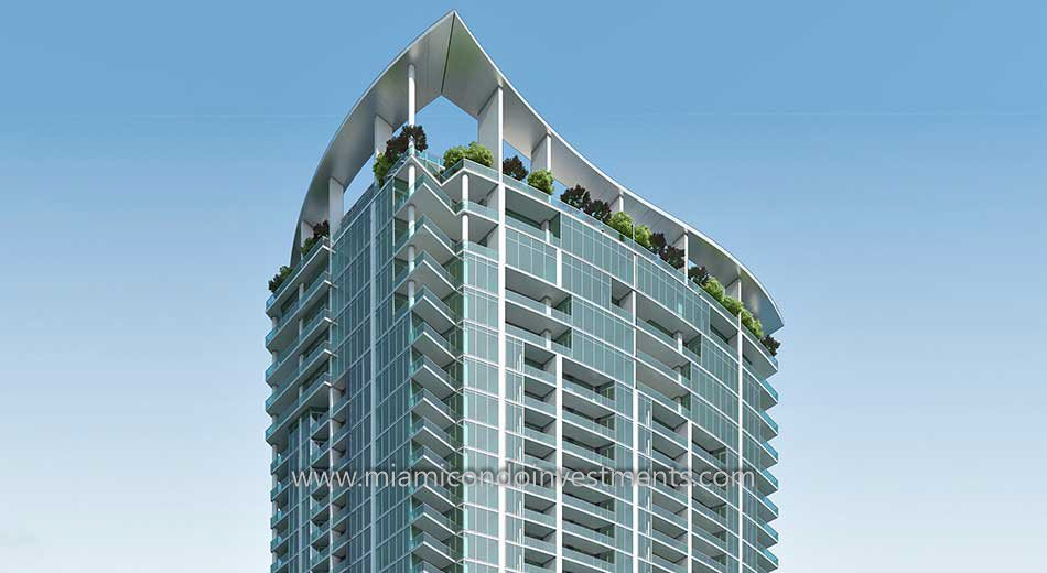 Biscayne Beach penthouses