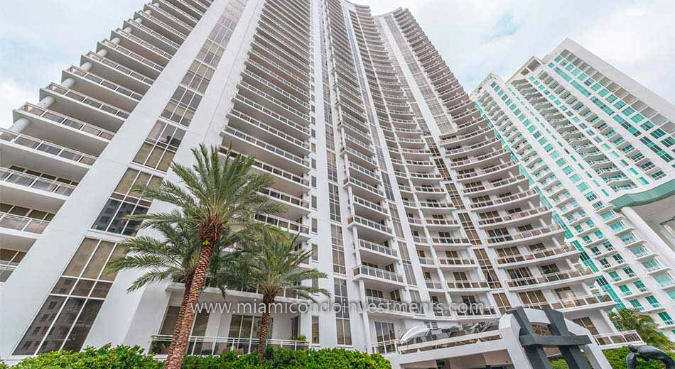 Carbonell condos on Brickell Key