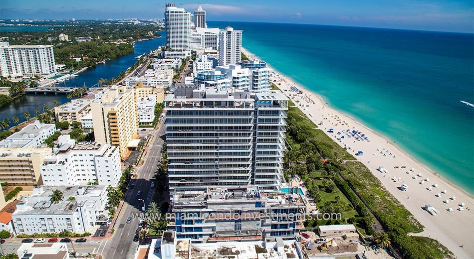 condos at Caribbean Miami Beach