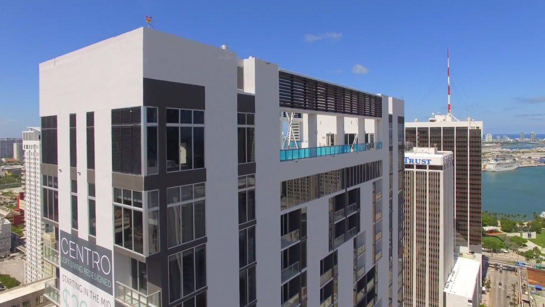 Centro Downtown Miami condos video