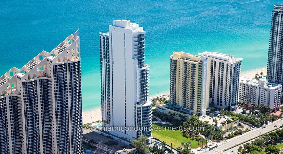 Chateau Beach condominium