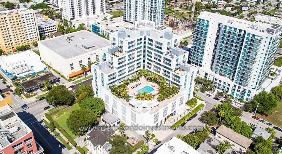 City 24 Miami condos