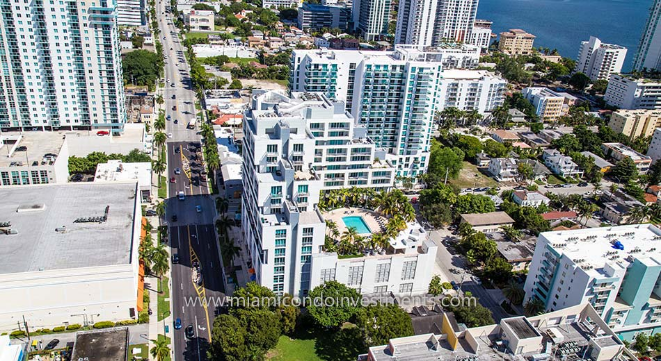 City 24 condos in Miami