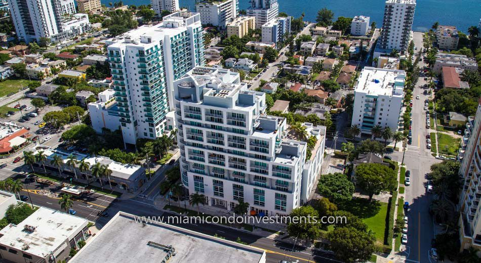 condos at City 24 in Miami Florida