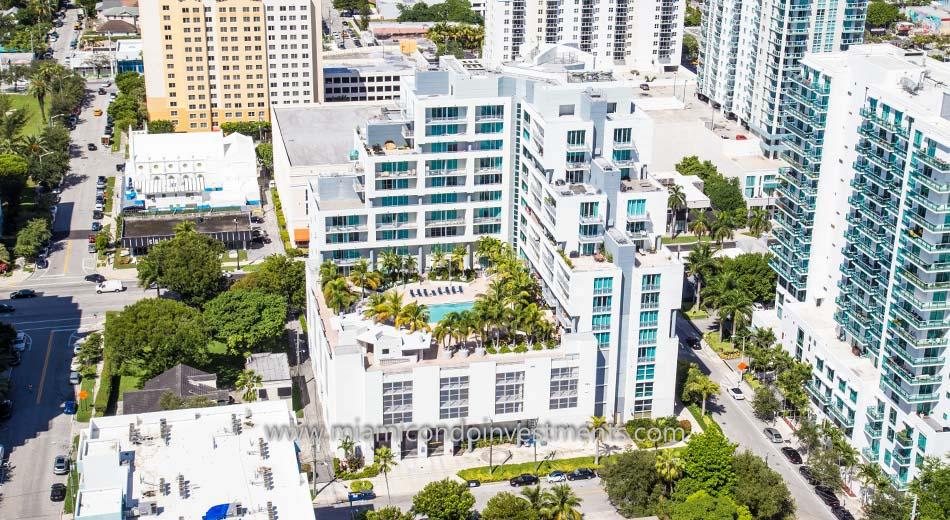 City 24 condos in Miami FL