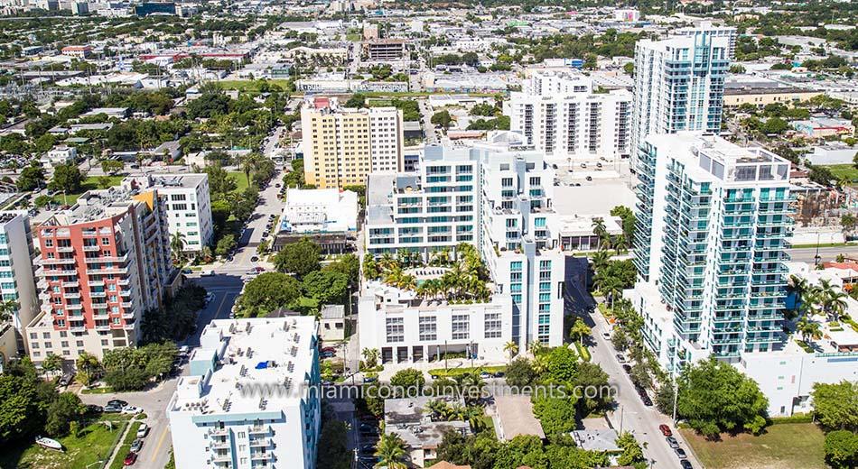City 24 condominiums