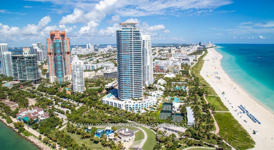 Continuum South Beach South Tower ocean views