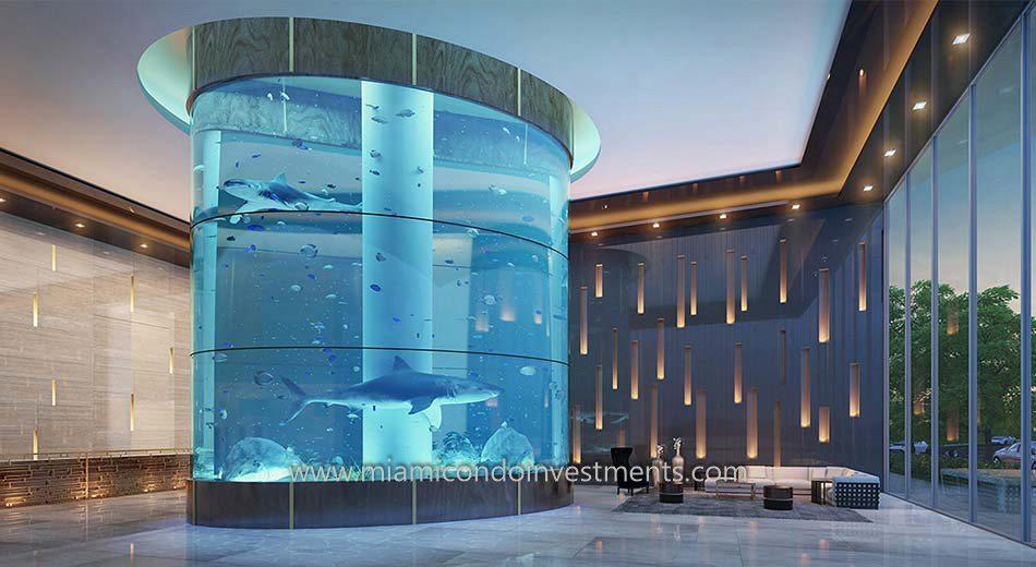 Echo Brickell shark tank