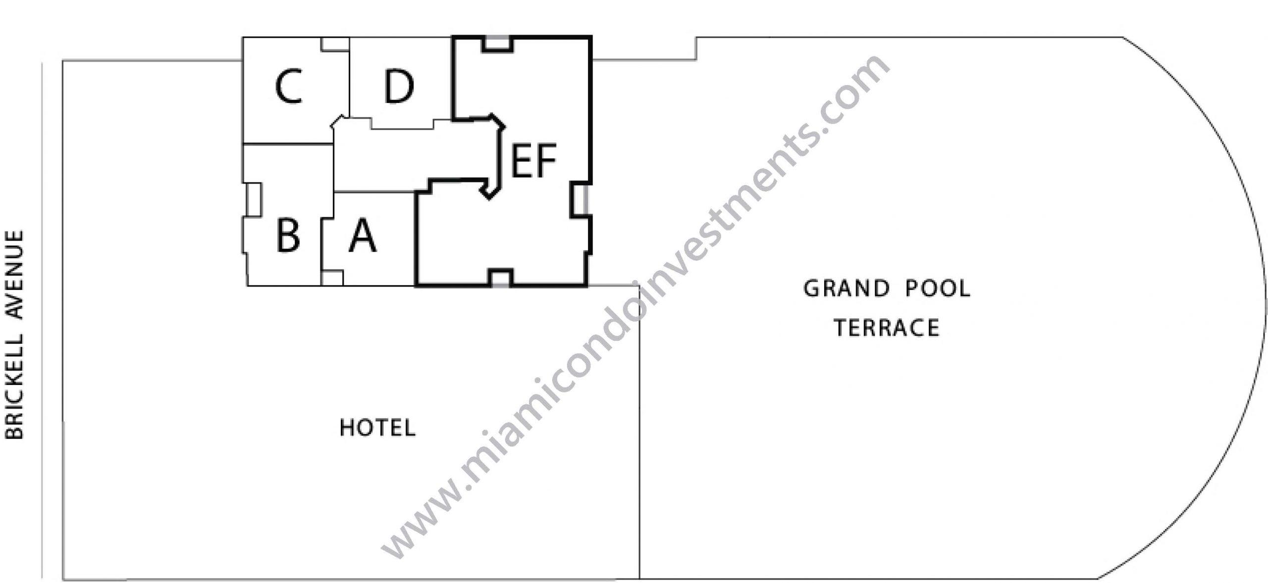 Floorplans 1 - Residences