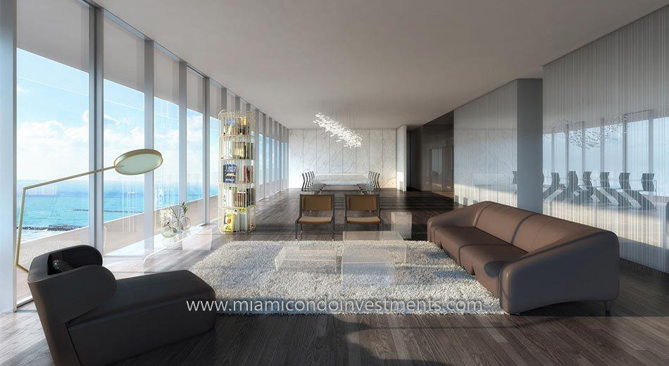 Glass Miami Beach Condos