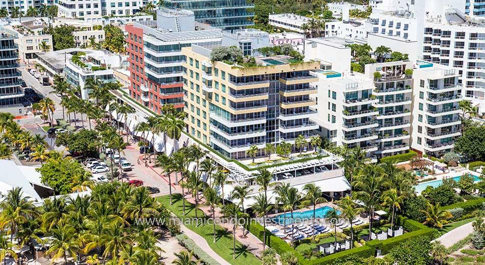 Hilton Bentley Miami Beach exterior