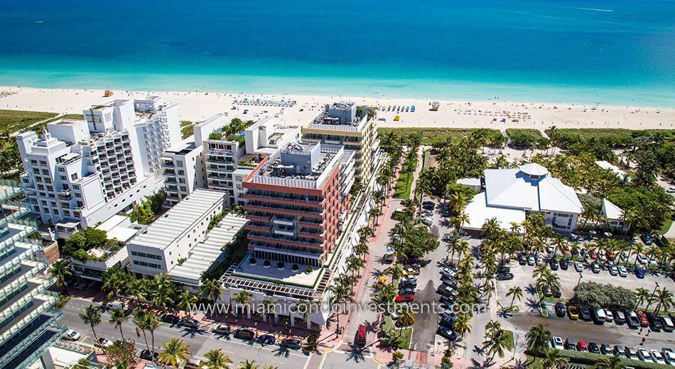 Hilton Miami Beach oceanfront condos
