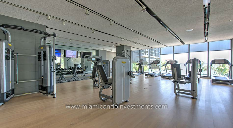 Iconbay fitness center