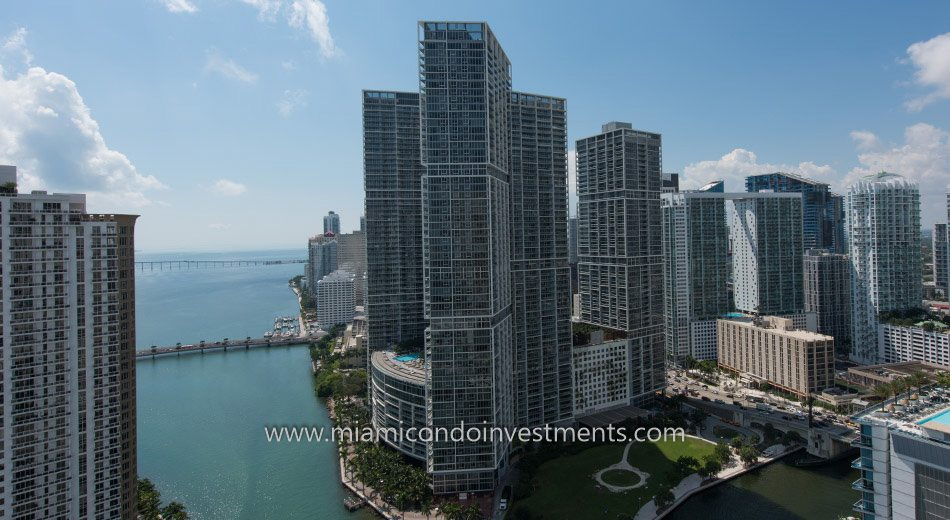 Icon Brickell Tower 1 condo Miami