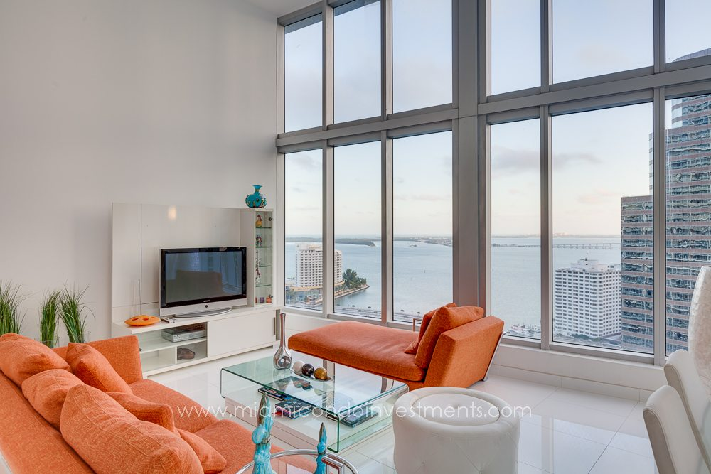 Icon Brickell Tower 3 (Viceroy) unit 2808