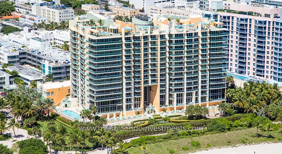 Il Villagio condos south beach