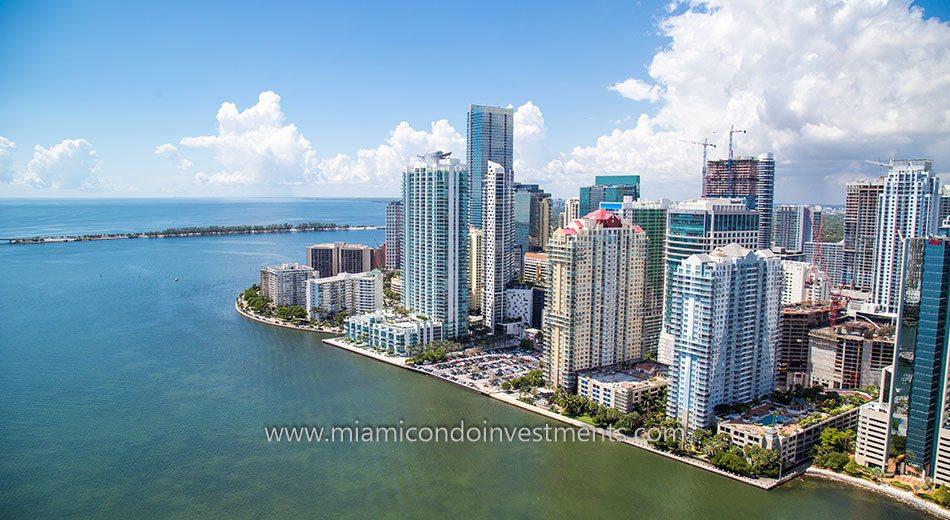 Jade at Brickell Bay in Miami Florida