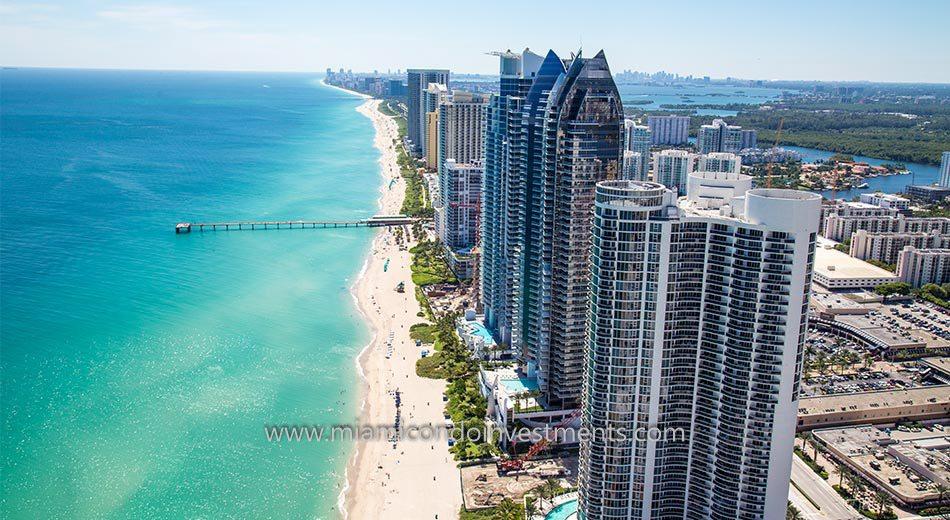 Jade Ocean miami sunny isles beach condos