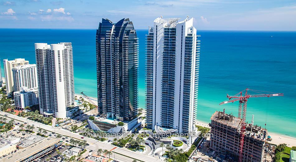 Jade Ocean sunny isles beach water views