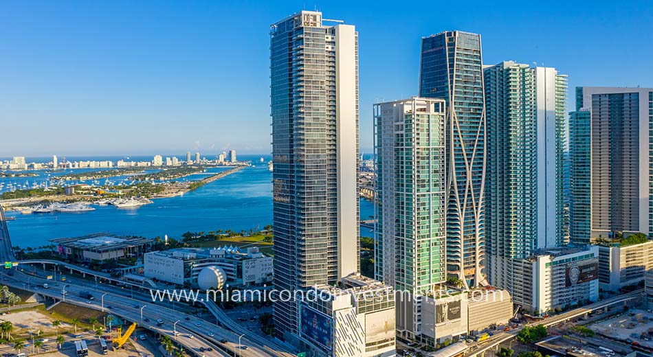 Marquis Residences at 1100 Biscayne Blvd
