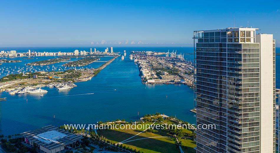 Marquis Residences Miami skyscraper