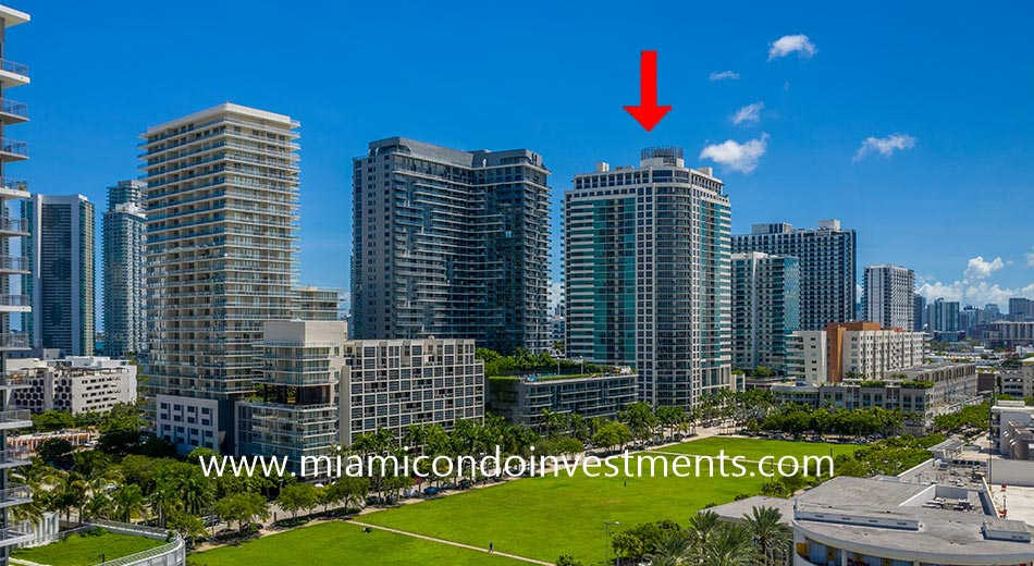 Midtown 4 condominium in Midtown Miami