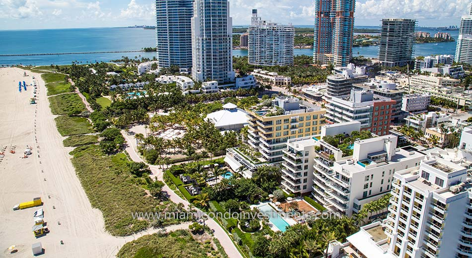 Ocean House beachfront condos