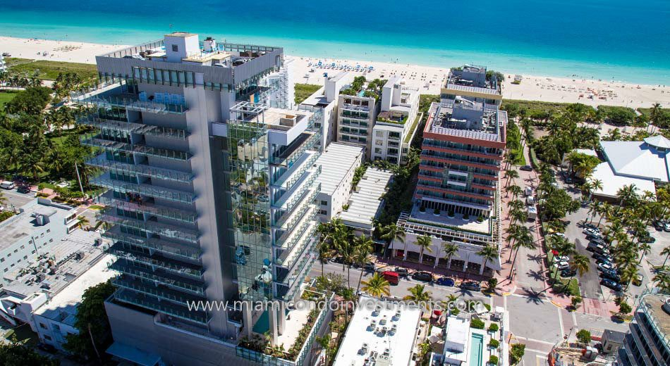 Ocean House miami beach waterfront condos