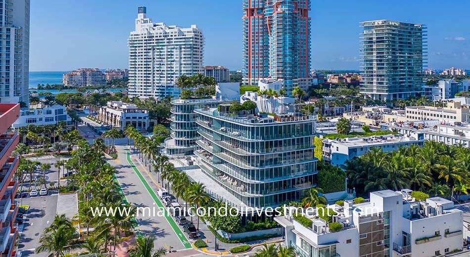 One Ocean condos in South Beach