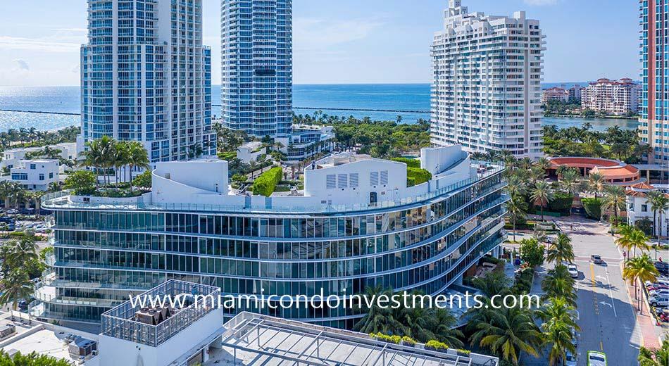 One Ocean condos in Miami Beach