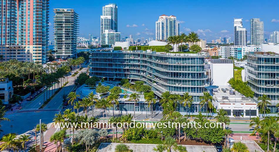 One Ocean condominium