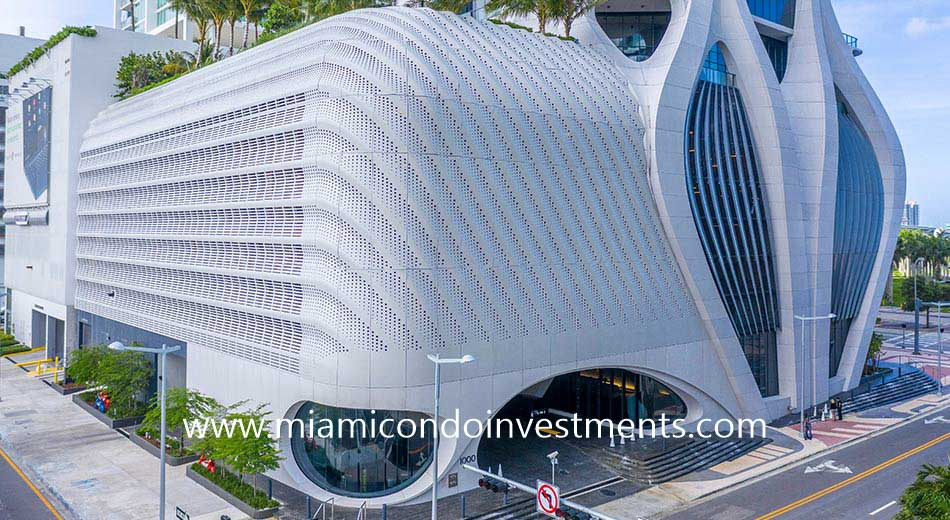 1000 Biscayne Blvd One Thousand Museum