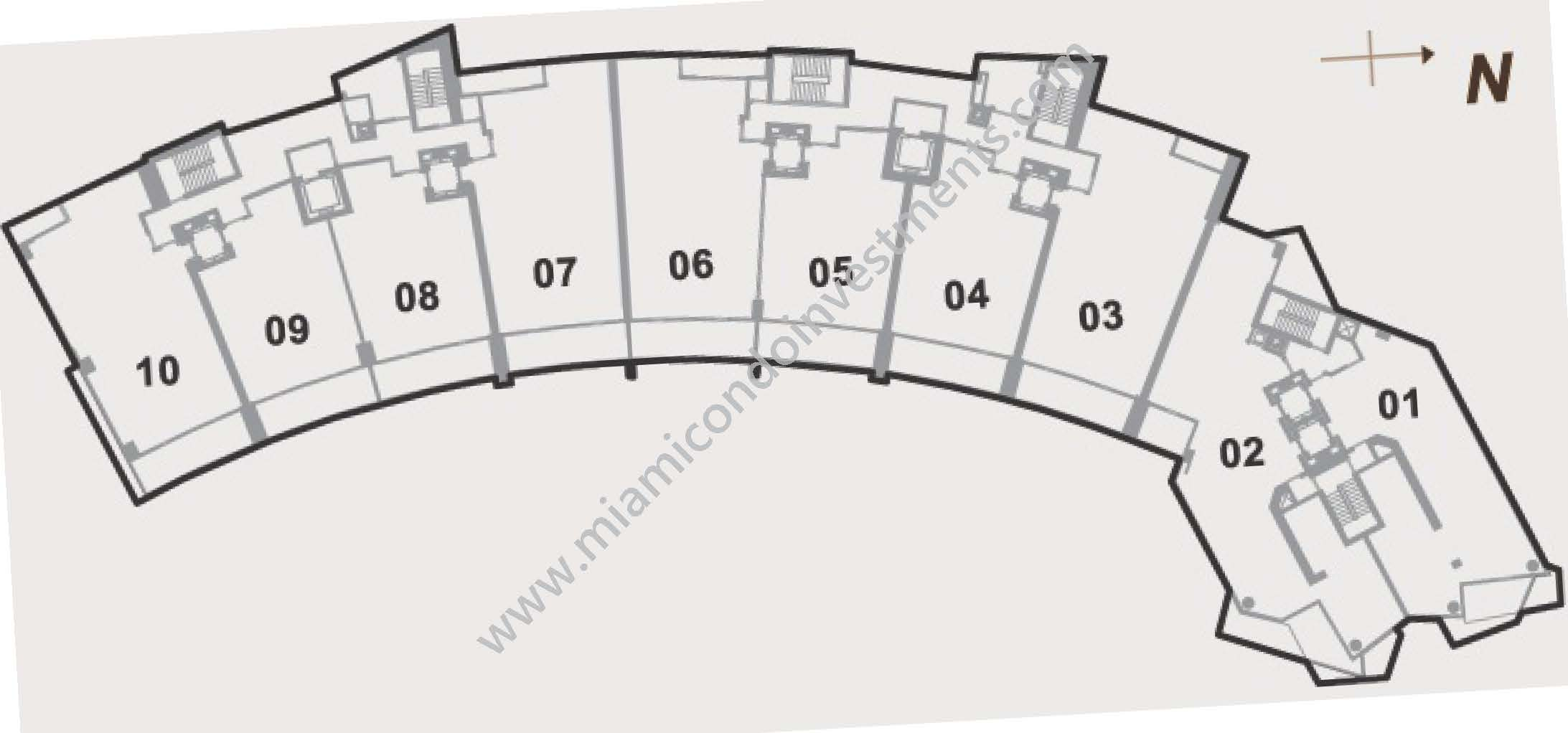 paramount-bay-site-plan